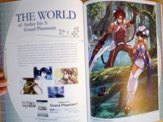Atelier Iris 3: Grand Phantasm