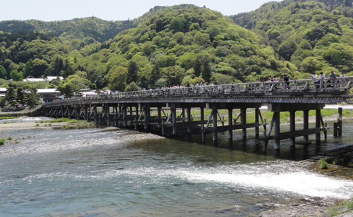 togetsu bridge real