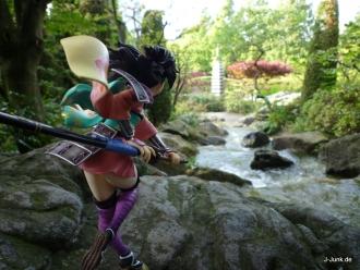 Momohime im japanischen Garten Bonn