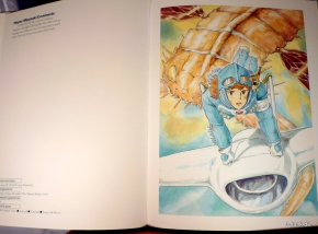 Nausicaä Artbook