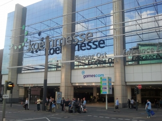 Kölner Messe - gamescon