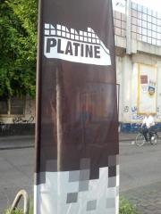 Platine Banner