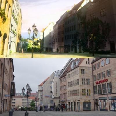 Nuremberg - Nassauer Haus