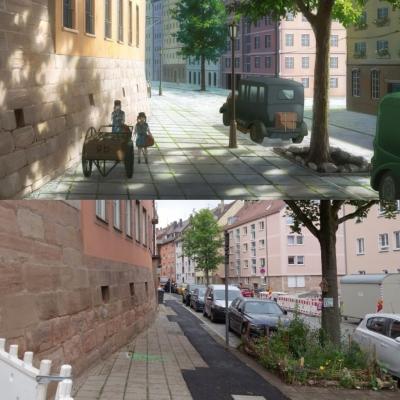Nuremberg - Schildgasse