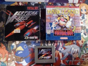 Virtual Boy Games