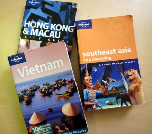 Lonely Planet Vietnam Asia Hong Kong