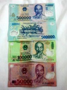 Vietnamesisches Geld