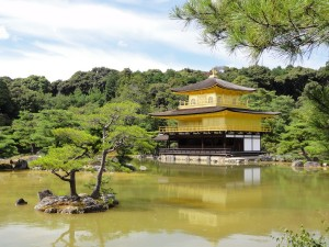 Kinkakuji Tempel Real Life