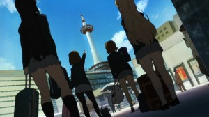 Kyoto Tower K-ON