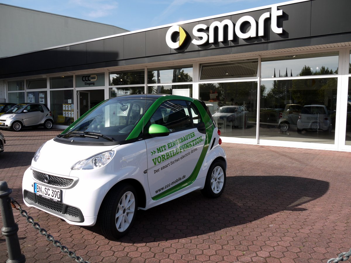 smart ed electric drive