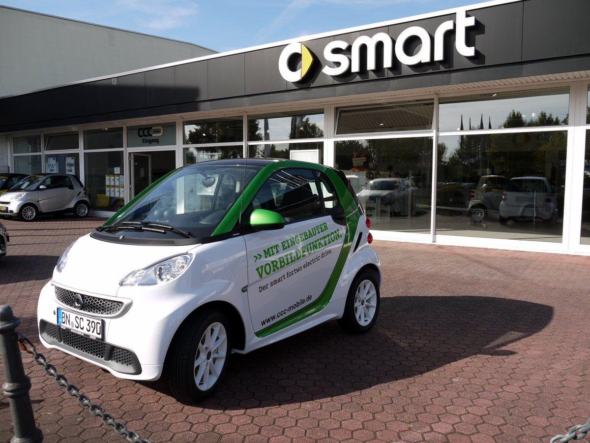 smart ed electric drive
