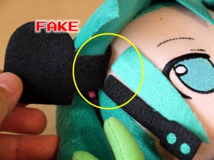 Fake Miku Headset