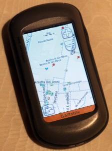 garmin wander navigationsgerät