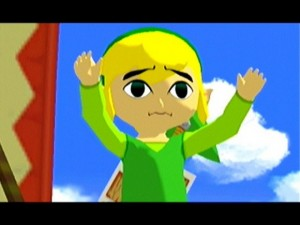 Zelda-Wind-Waker-Link-Waving-Goodbye-580x435