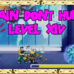 Pain don't hurt – Level 14 – PAL GBA Contra Clones