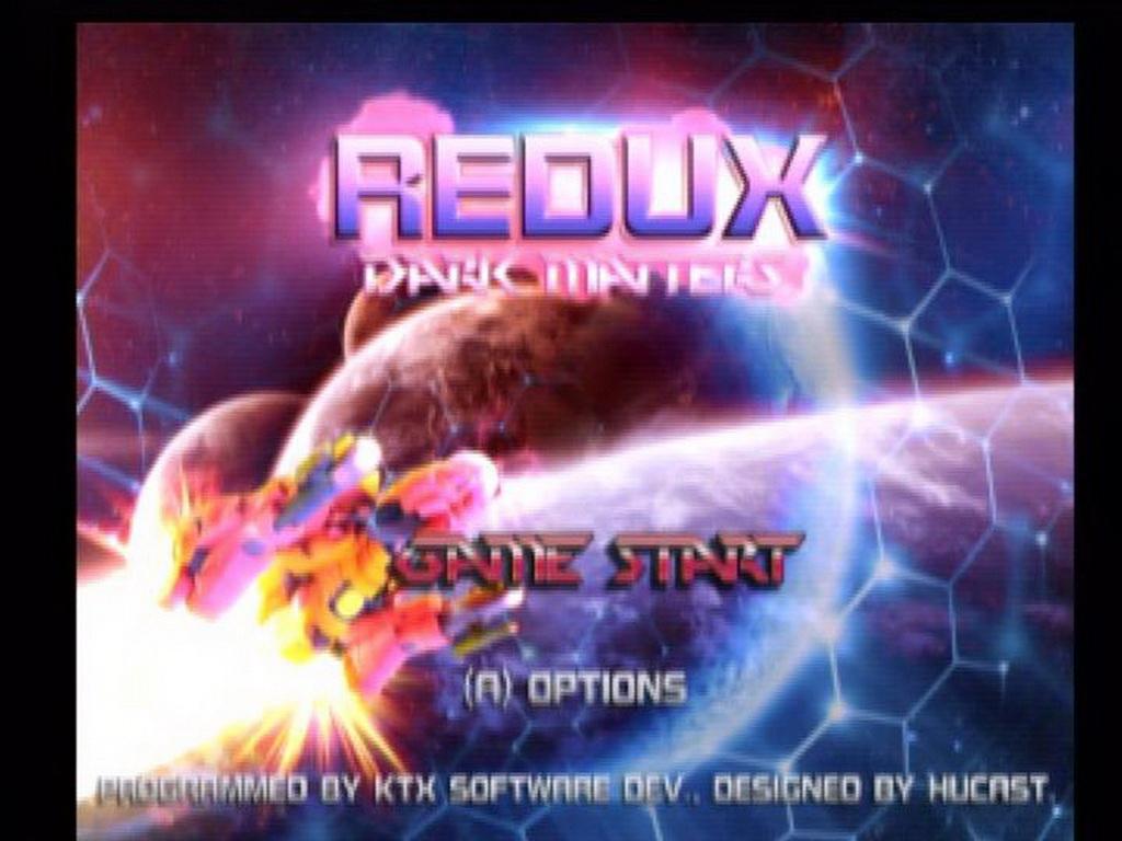 Title Screen Redux