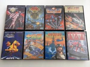 Toaplan Mega Drive Shmups