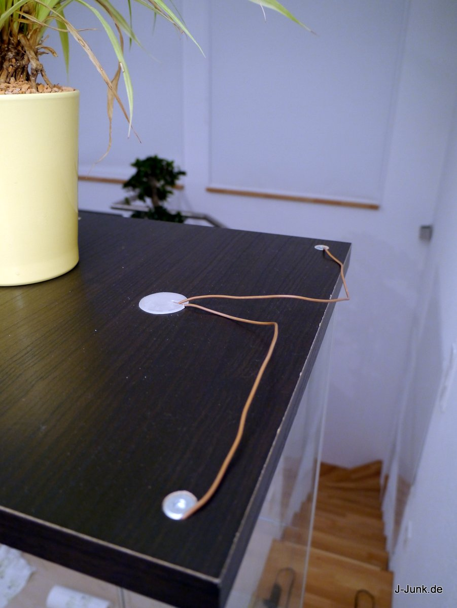 Ikea Detolf Mit Leds Wireless Ultimate Version J Junk Hardcore