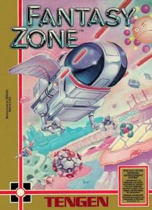 Wirklich gut war ja die Fantasy Zone NES Version nicht aber ...