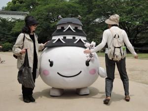 Himeji Mascot