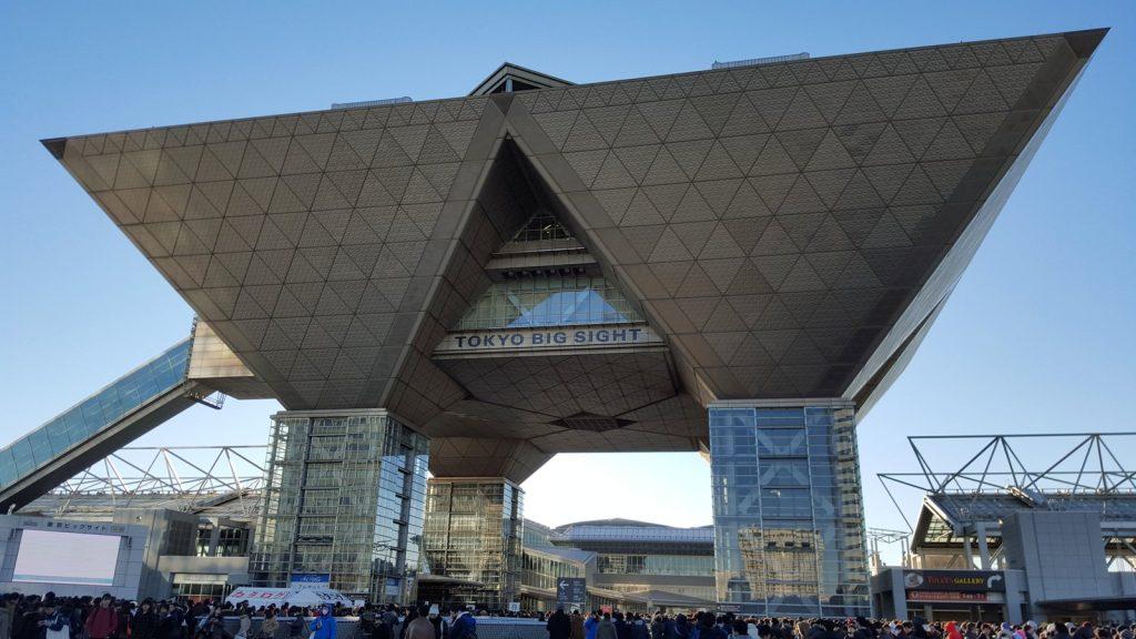 Tokyo Big Sight - Comiket 89