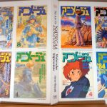 Artbook Review – Nausicaä Watercolor Impressions
