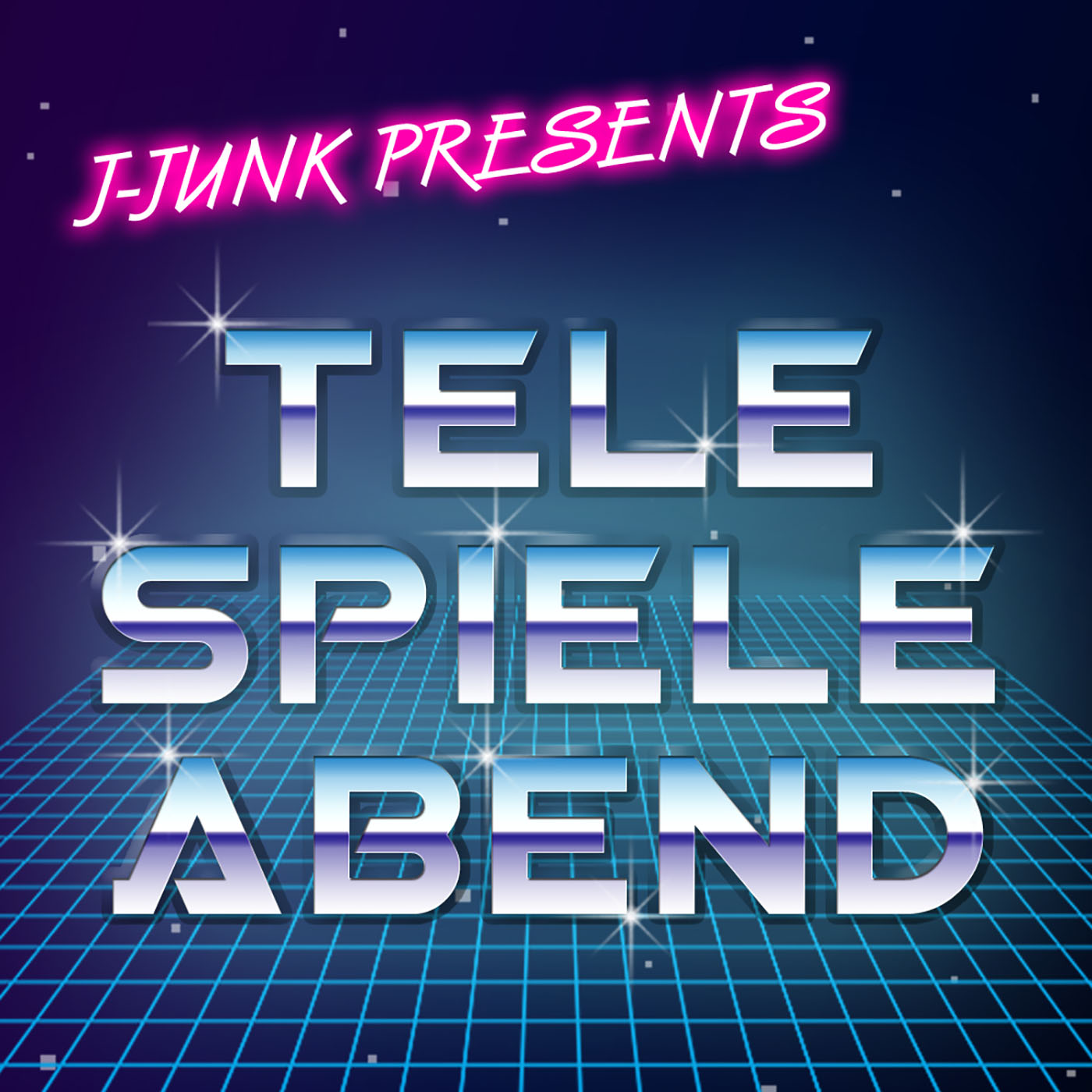J-Junk Podcast – Telespieleabend